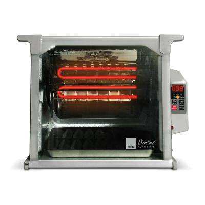 Showtime Digital Rotisserie and BBQ Oven Platinum Edition