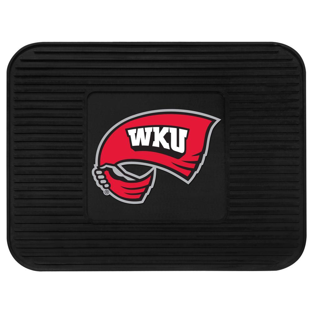 FANMATS Western Kentucky University 14 in. x 17 in. Utility Mat