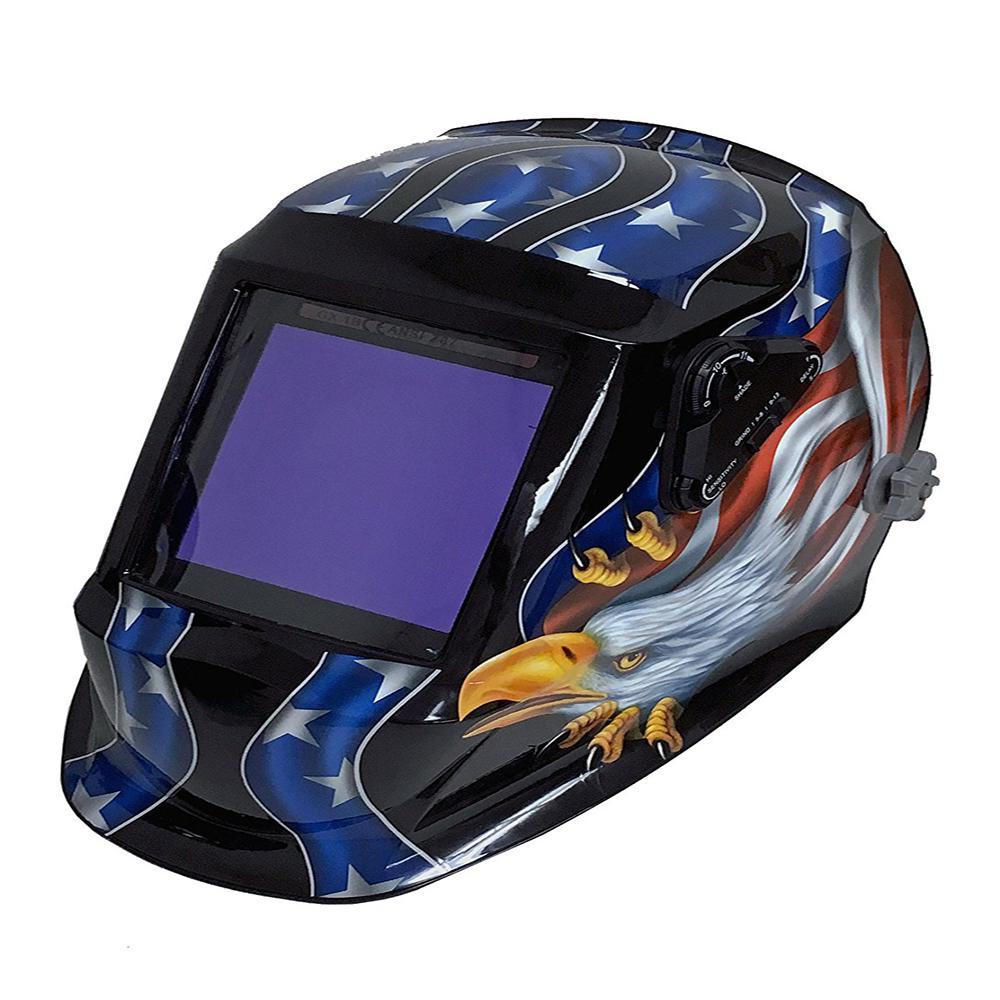 American Eagle Auto Darkening Welding Helmet