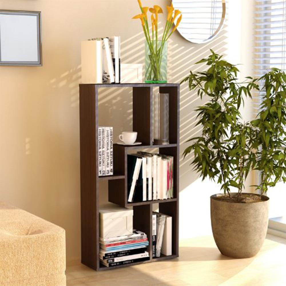 Boyate Walnut Magic Cube Storage Rack
