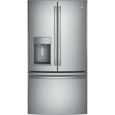 27.8 cu. ft. French Door Refrigerator in Stainless Steel, ENERGY STAR