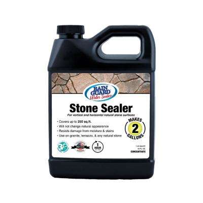 32 oz. Stone Sealer Concentrate Penetrating Waterproofer (Makes 2 gal.)