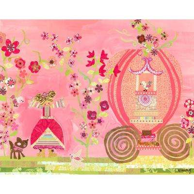 Painting - Oopsy Daisy Fine Art For Kids - Pink - Canvas Art - Wall ...