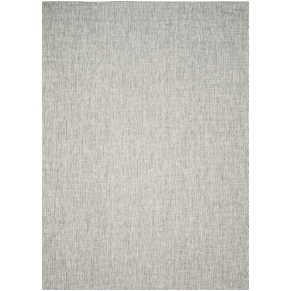 Florida Gray Turquoise Area Rug: Safavieh Courtyard Gray/Turquoise 9 Ft. X 12 Ft. Indoor