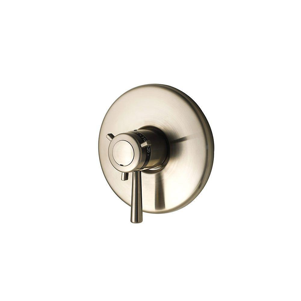 Pfister TX8 Series Single-Handle Valve Trim Kit in Brushed Nickel (Valve Not Included)