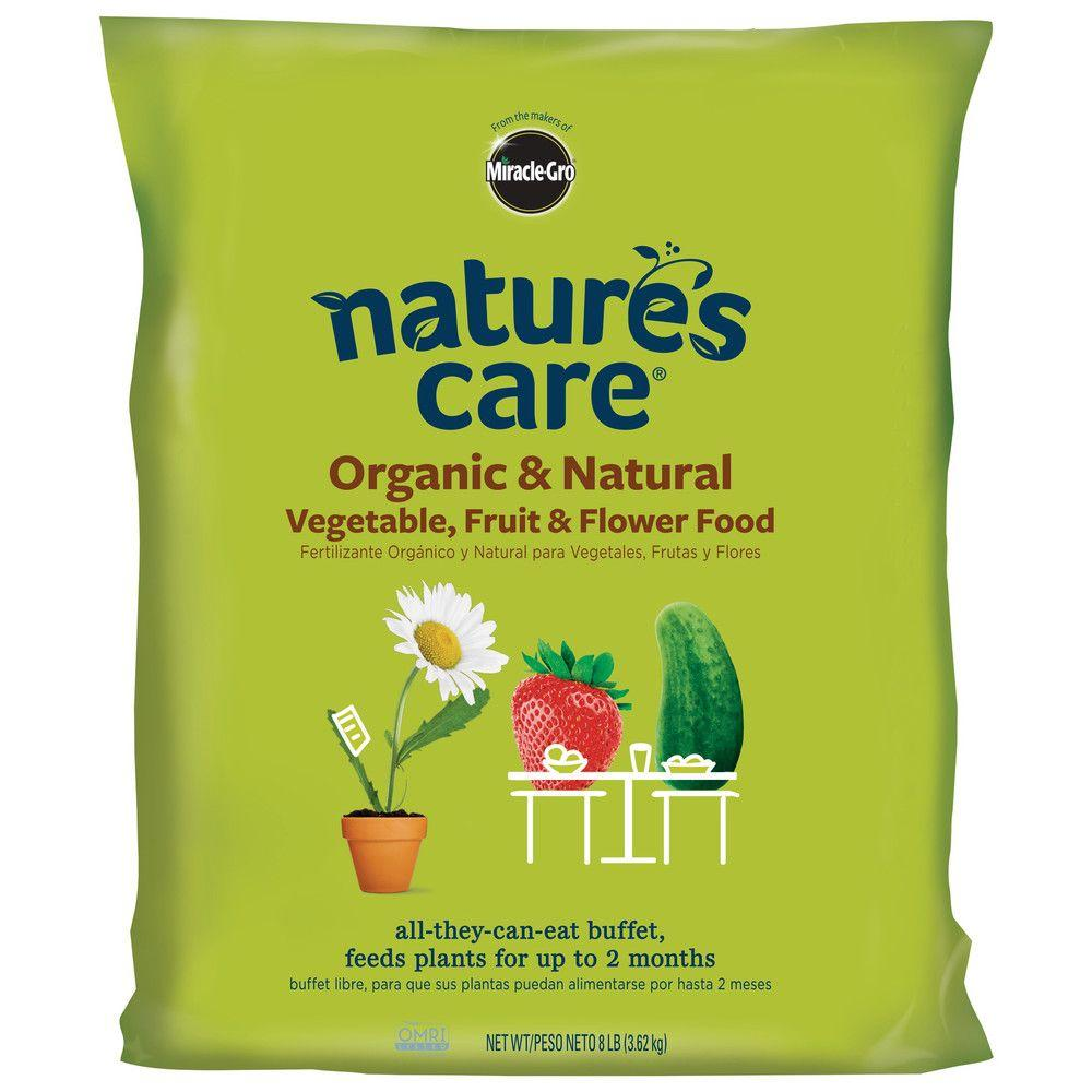 Natureu0027s Care Organic Vegetable, Fruit And Flower Food