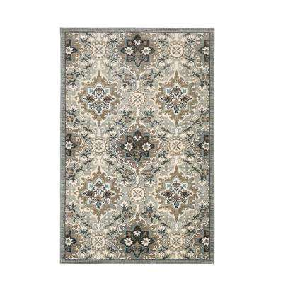 Pavan Cream 8 ft. x 11 ft. Indoor Area Rug