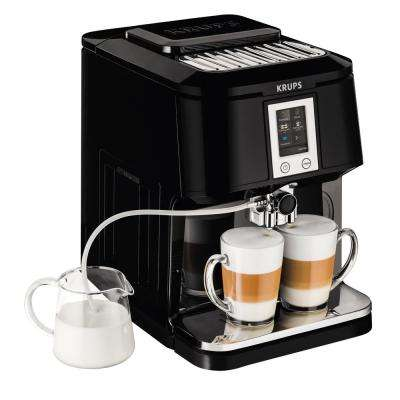 2-in-1 Espresso and Cappuccino Machine