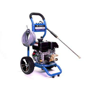 Dirt Laser 3200 PSI 2.5 GPM Gas Cold Water Pressure Washer Kohler Engine