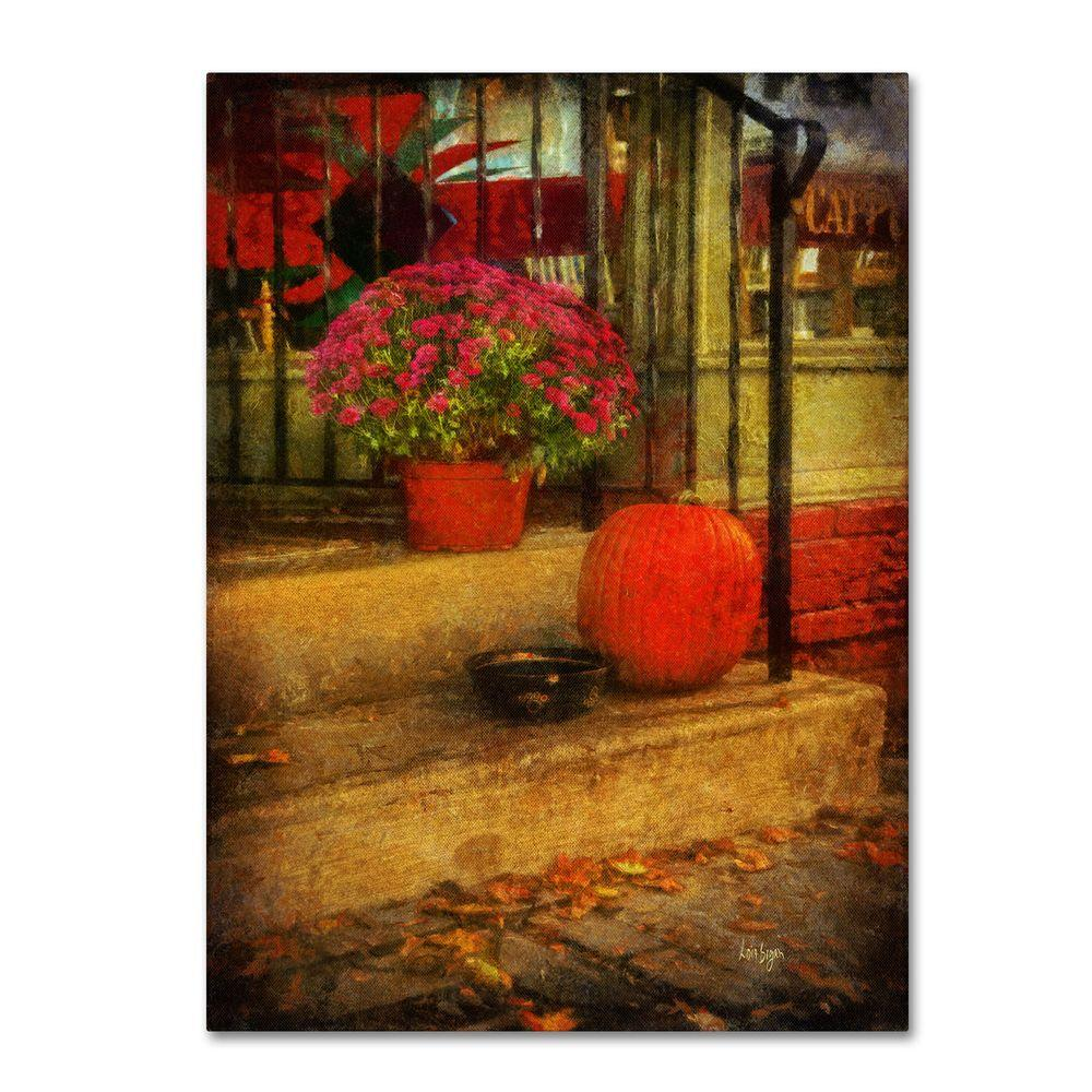 32 in. x 22 in. Pets Welcome Canvas Art