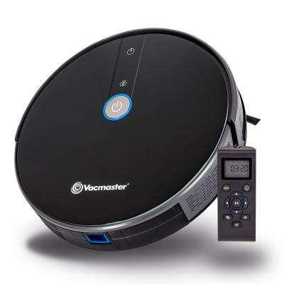 Smart Robot Vacuum with Remote Control and Mapping Navigation