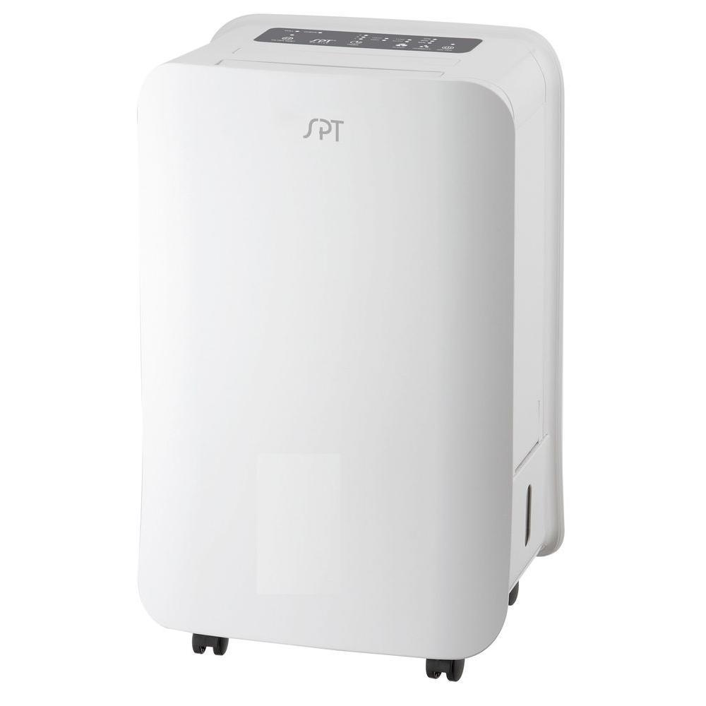 SPT 12-Pint Desiccant Dehumidifier