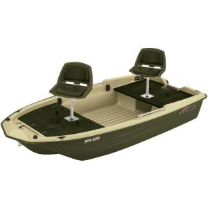 Click here to buy Sun Dolphin Pro 120 Fishing Boat by Sun Dolphin.