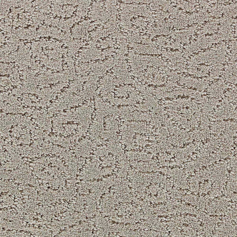Carpet Sample - EdenbRidge - In Color Crafty 8 in. x 8 in.