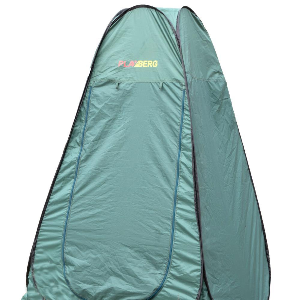Toilet/Dressing Pop-Up Tent