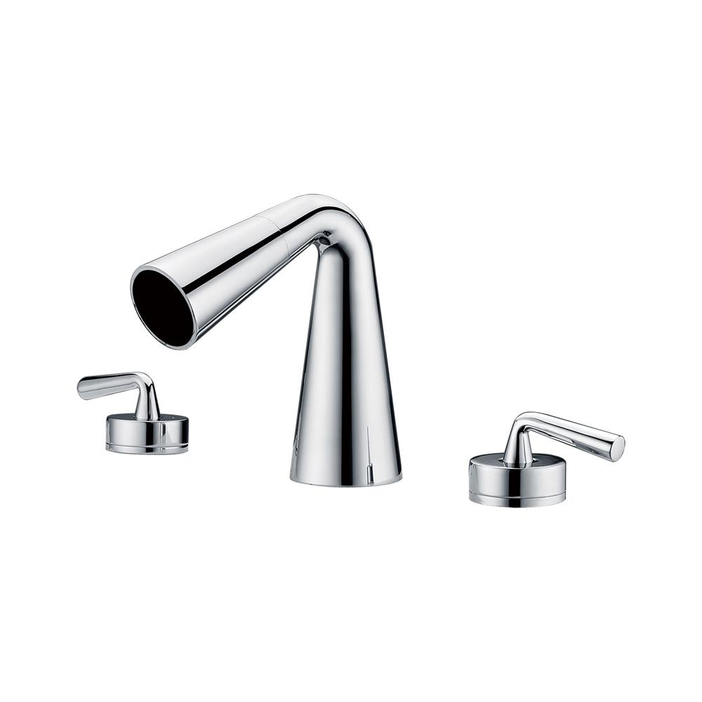 AB1790-PC 8 in. Widespread 2-Handle Luxury Bathroom Faucet in Polished Chrome