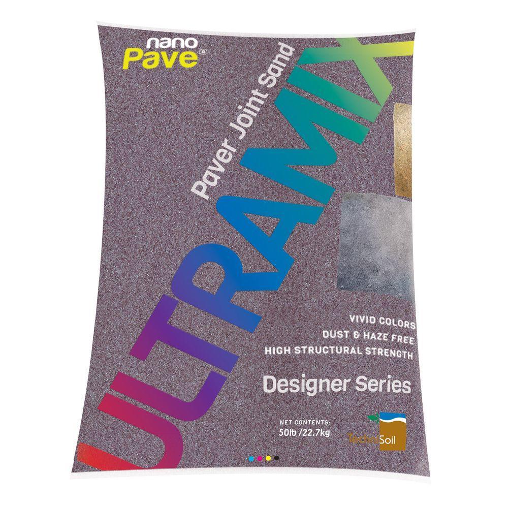UltraMix Designer Series 50 lb. Plum Paver Joint Sand Bag