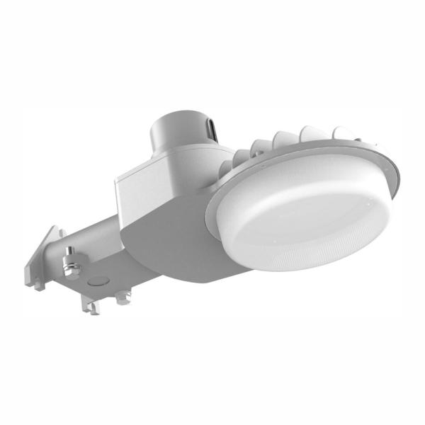 350-Watt Equivalent Integrated Outdoor LED Area Light, 5000 Lumens, Dusk to Dawn Outdoor Security Light