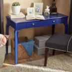 HomeSullivan Twilight Blue Writing Desk