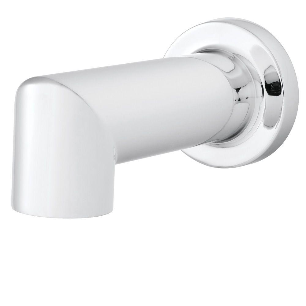 Speakman Neo Tub Spout in Polished Chrome (Valve and Hand...