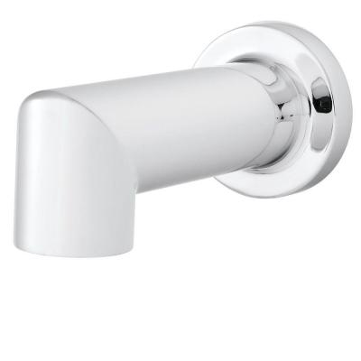 Neo Tub Spout in Polished Chrome (Valve and Handles Not Included)