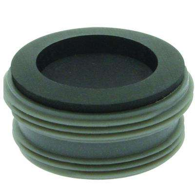 15/16 in. x 55/64 in. Plastic Male to Male Acetal Adapter