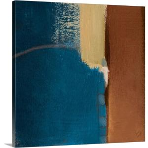"""""""Discovery Square III"""" by Lanie Loreth Canvas Wall Art"""