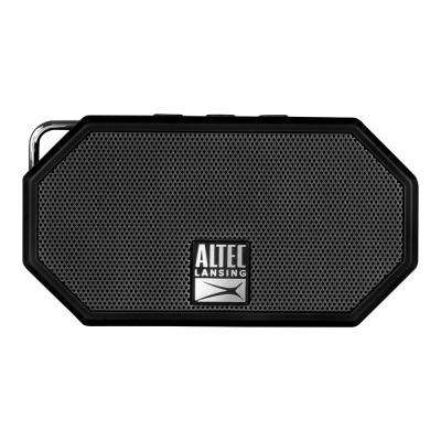 Mini H20 3 Black Grill Speaker