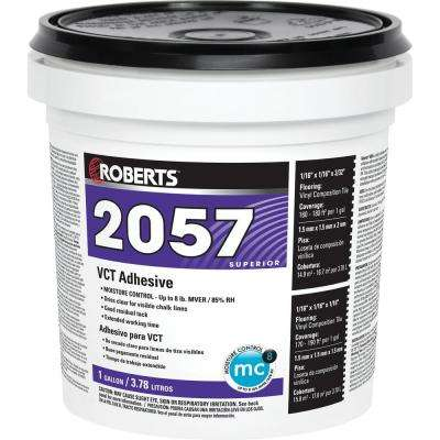 2057 1 Gal. Vinyl Composition Tile Adhesive