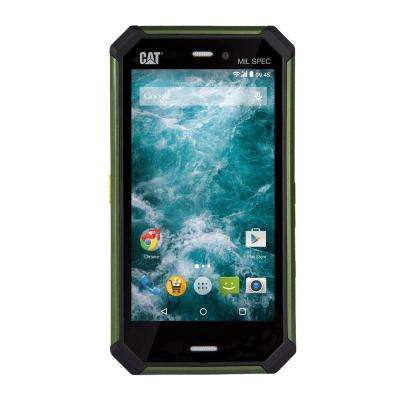 Rugged Waterproof Smartphone for Verizon Wireless, Green