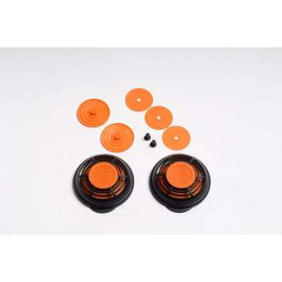 Full Face Mask SR 200 Replacement Membrane Kit