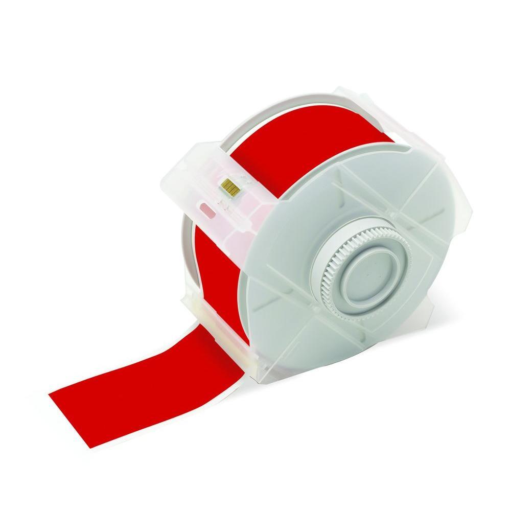 B569 GlobalMark 2.25 in. x 100 ft. Red Tape