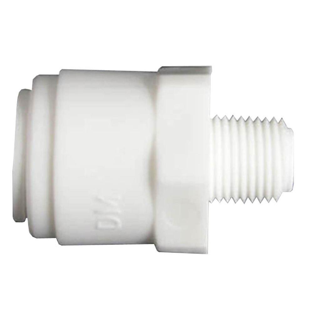 3/8 in. x 1/8 in. Plastic C x MPT Adapter