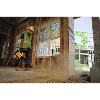 20-Volt MAX Lithium-Ion Cordless 12 in. Brushless Chainsaw with Bonus  90 MPH 400 CFM Cordless Handheld Leaf Blower