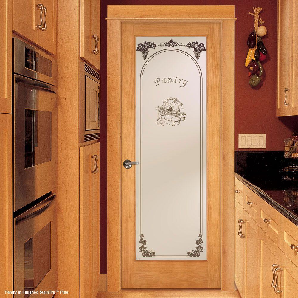 Doors 24 In X 80 Pantry Smooth