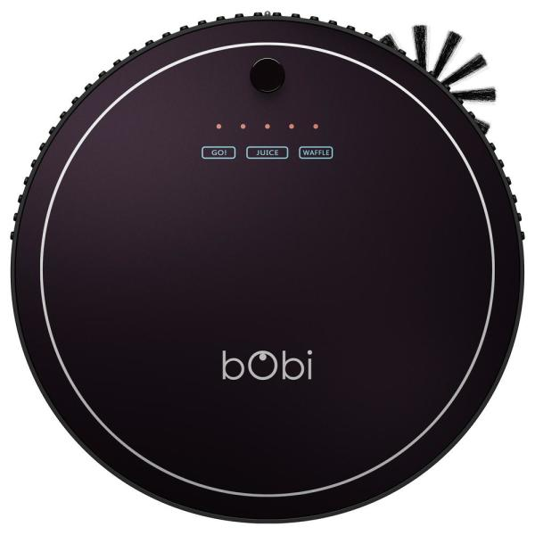 bObi Classic Robotic Vacuum Cleaner and Mop Blackberry