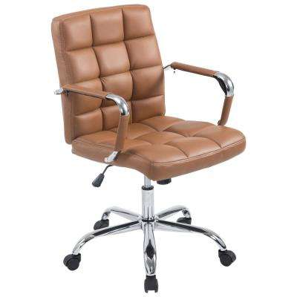 Terracotta Manchester Office Chair