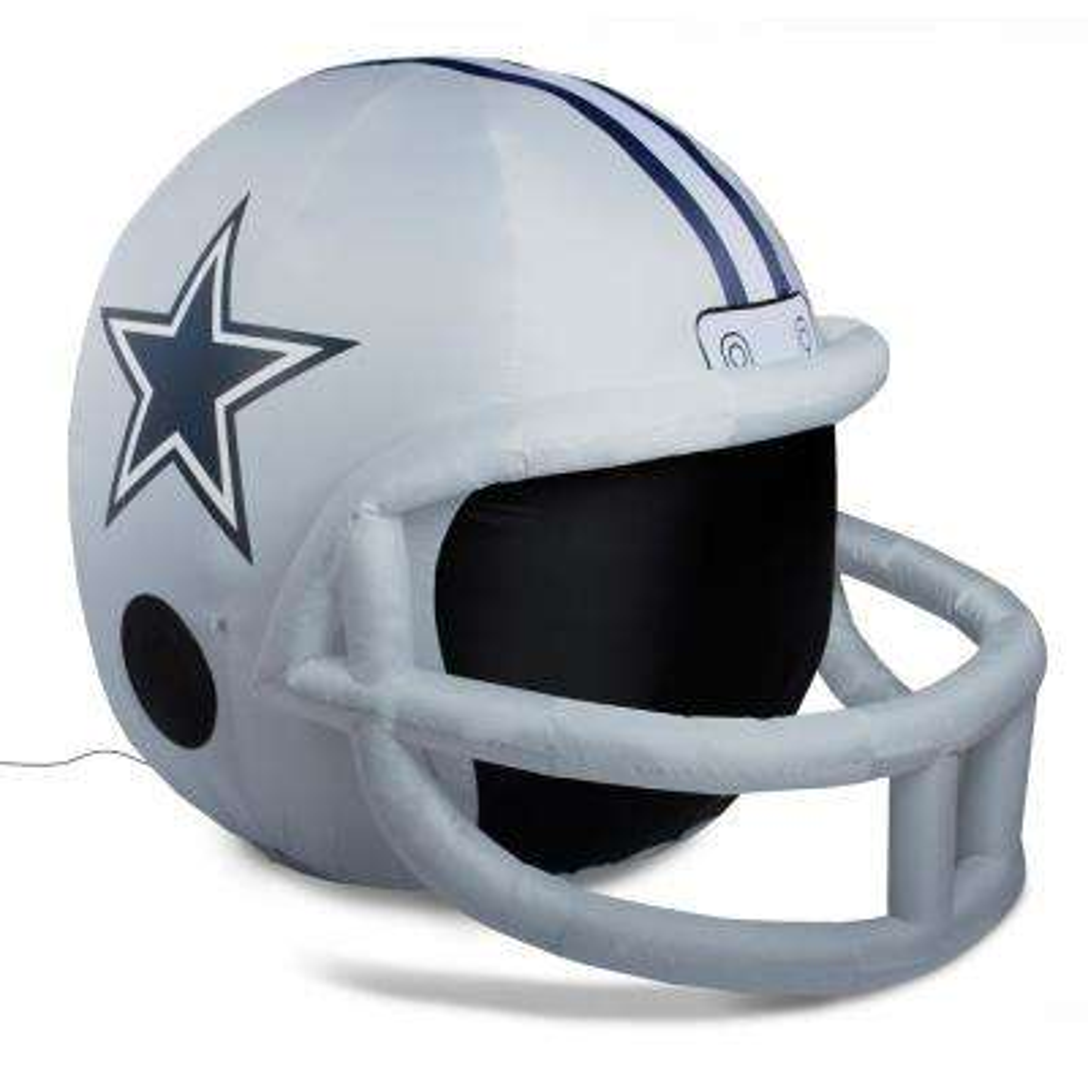 NFL Dallas Cowboys Inflatable Helmet