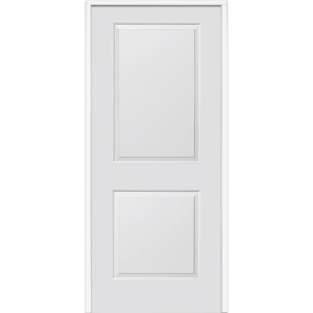mmi door 33 5 in x in primed composite cambridge smooth surface solid core 20 min fire