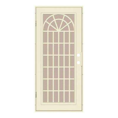 Beige - Security Doors - Exterior Doors - The Home Depot