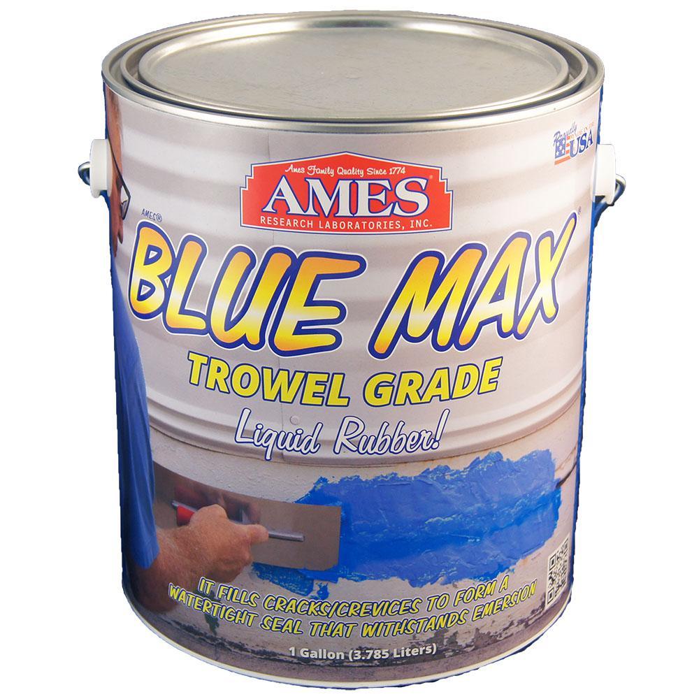 Ames Blue Max 1 Gal Liquid Rubber Waterproof Patch Trowel