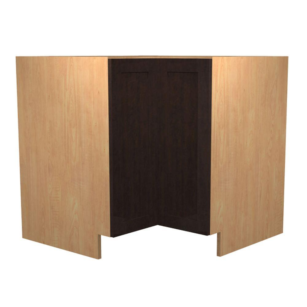 How to assemble a corner cabinet 65