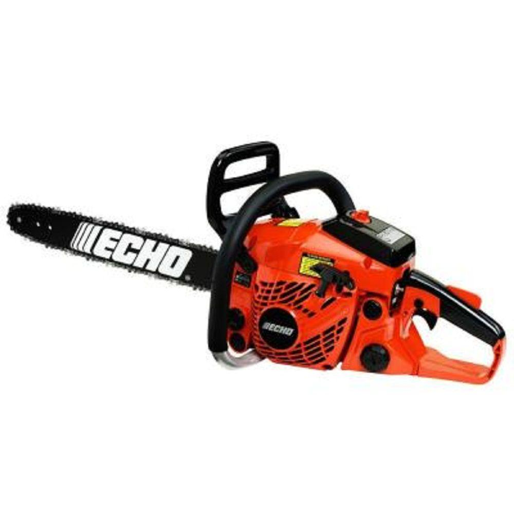 ECHO Reconditioned 18 in. 40.2 cc Gas Chainsaw