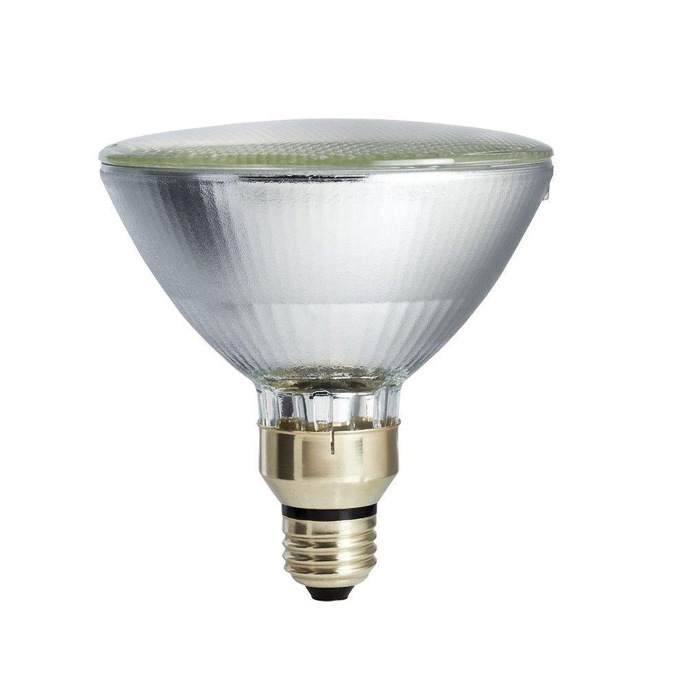 120-Watt Equivalent Halogen PAR38 Indoor/Outdoor Long Life Floodlight Bulb (6-Pack)