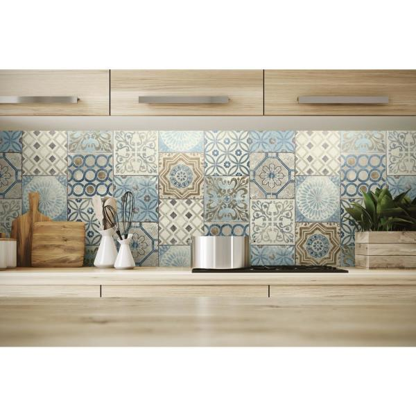 Nextwall Moroccan Tile L And Stick