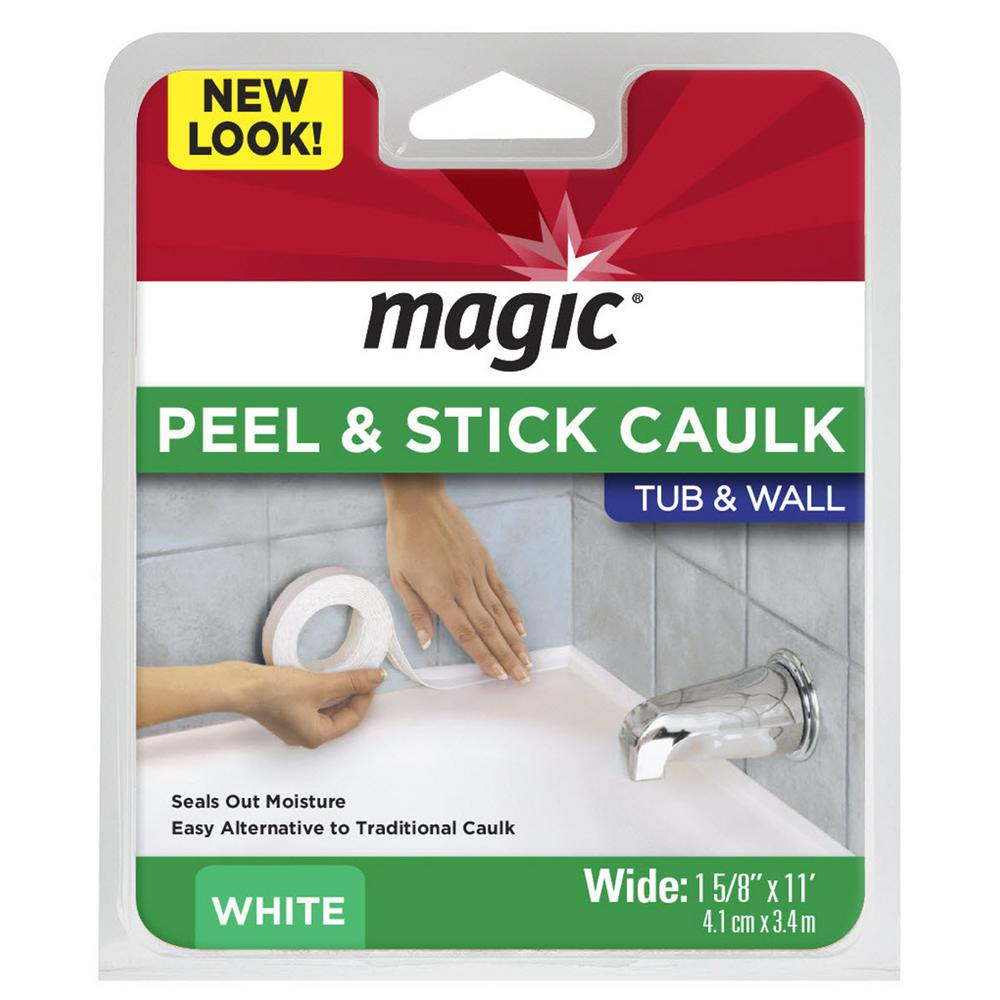 1-5/8 in. x 11 ft. Tub and Wall, Peel and Stick