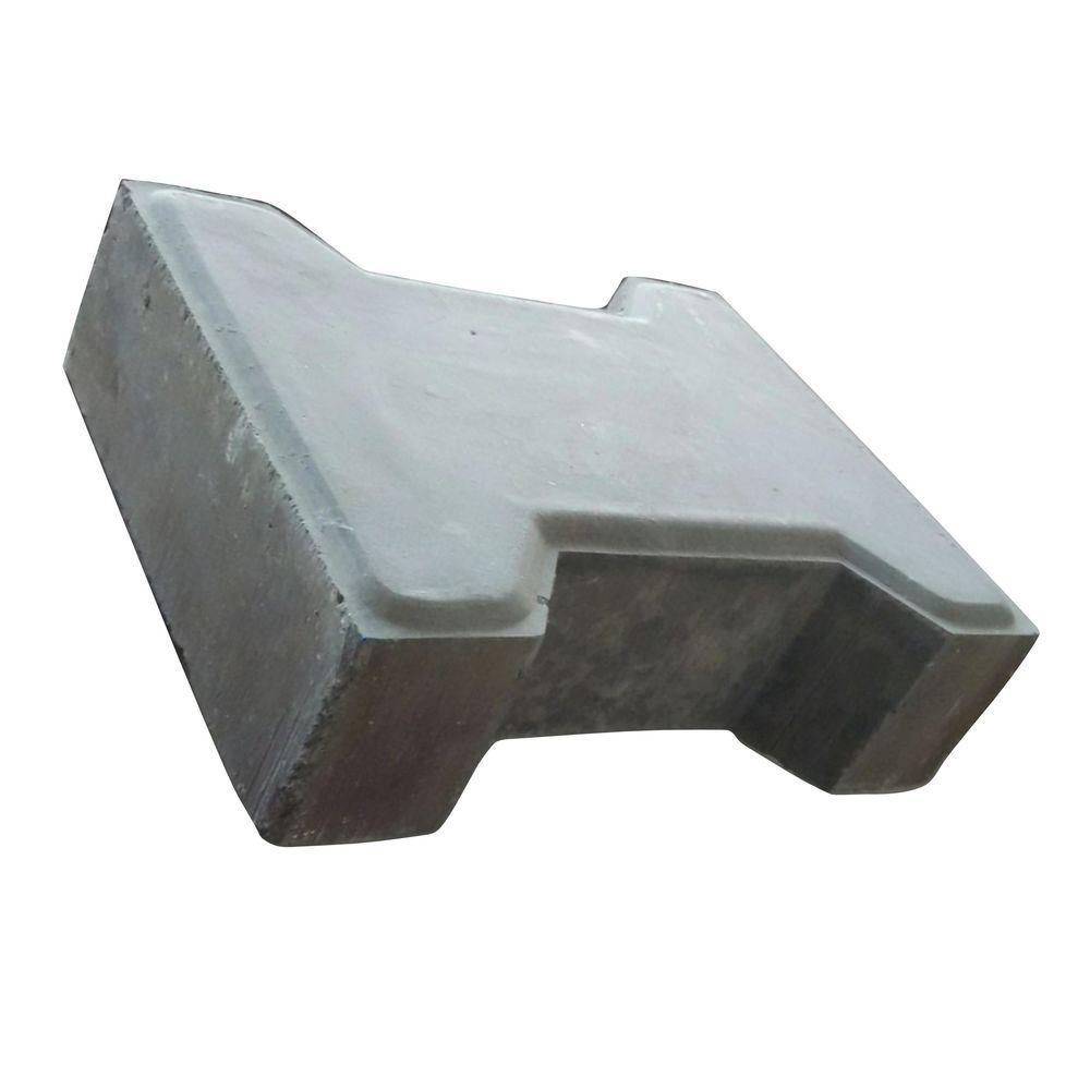 7.8 in. x 6.3 in. Hacienda Concrete Paver (Pallet of 126)