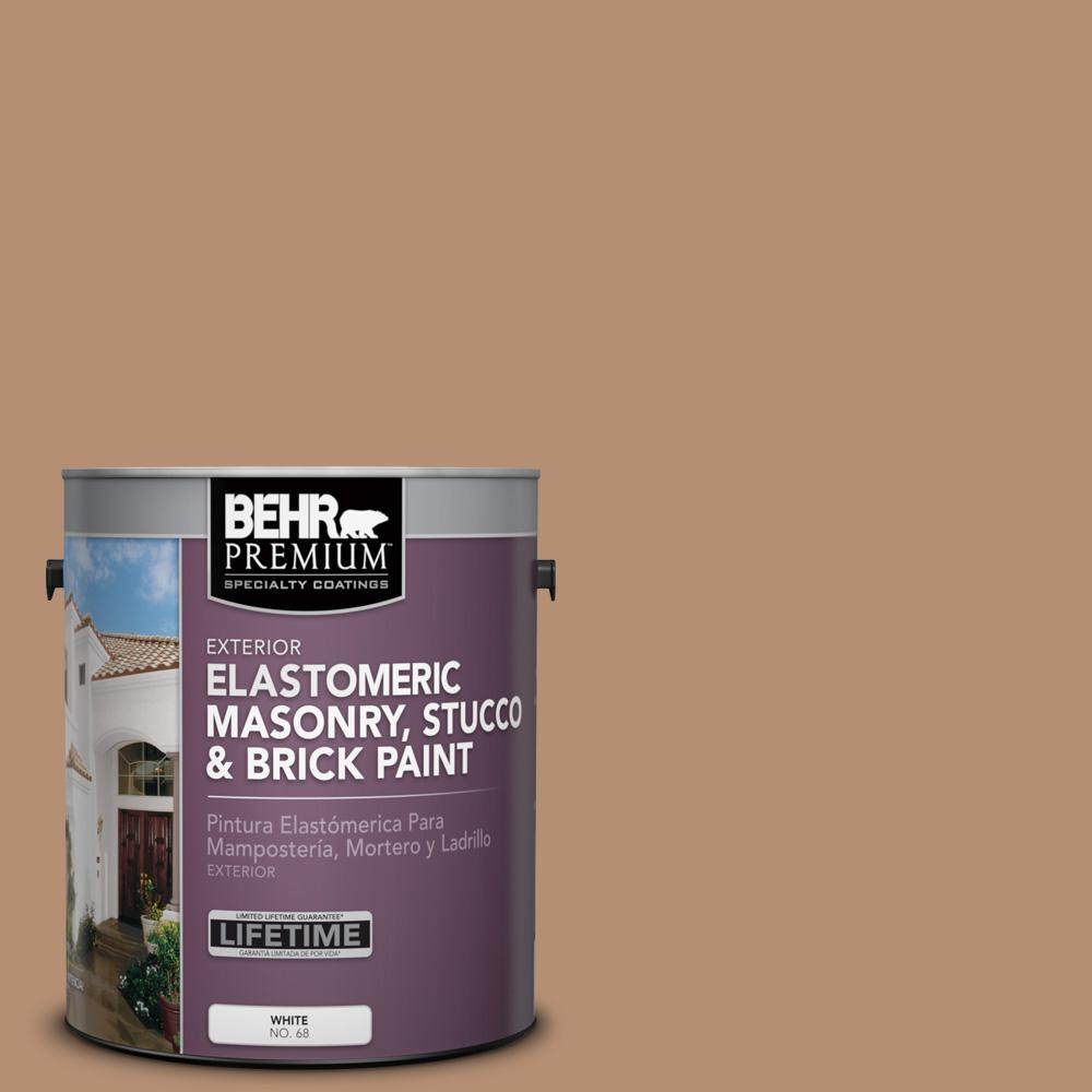 1 gal. #S240-5 Poncho Elastomeric Masonry, Stucco and Brick Paint
