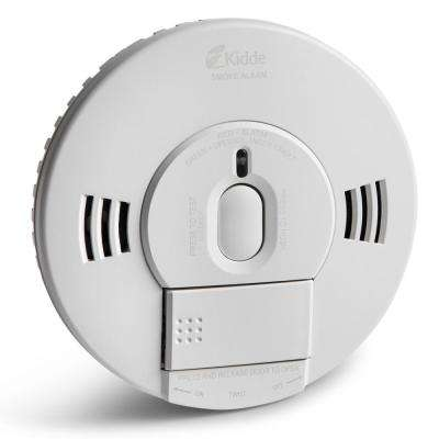 Battery Operated TruSense Smoke Detector with Voice Alert