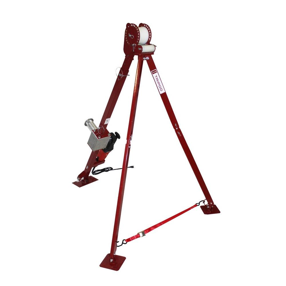 Maxis 6,000 lb. Tripod for Pull-It 6000X